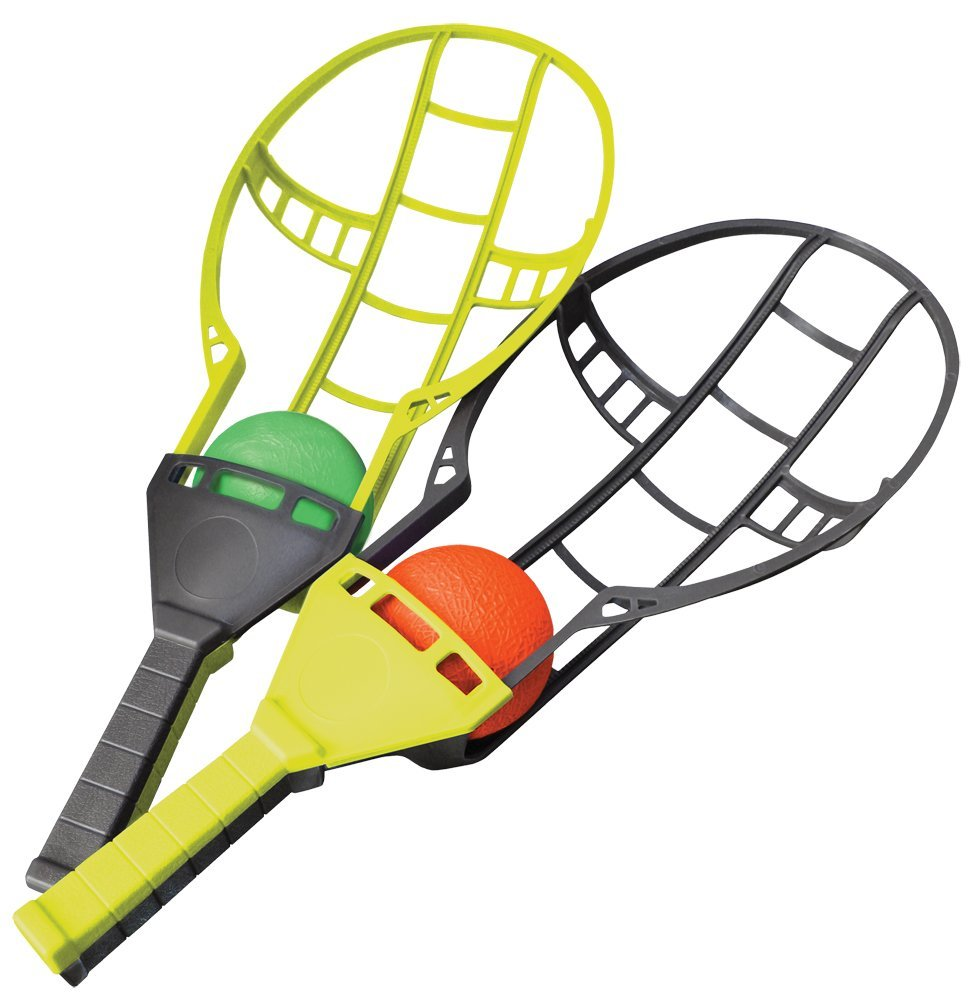 Trac Ball Racket Set