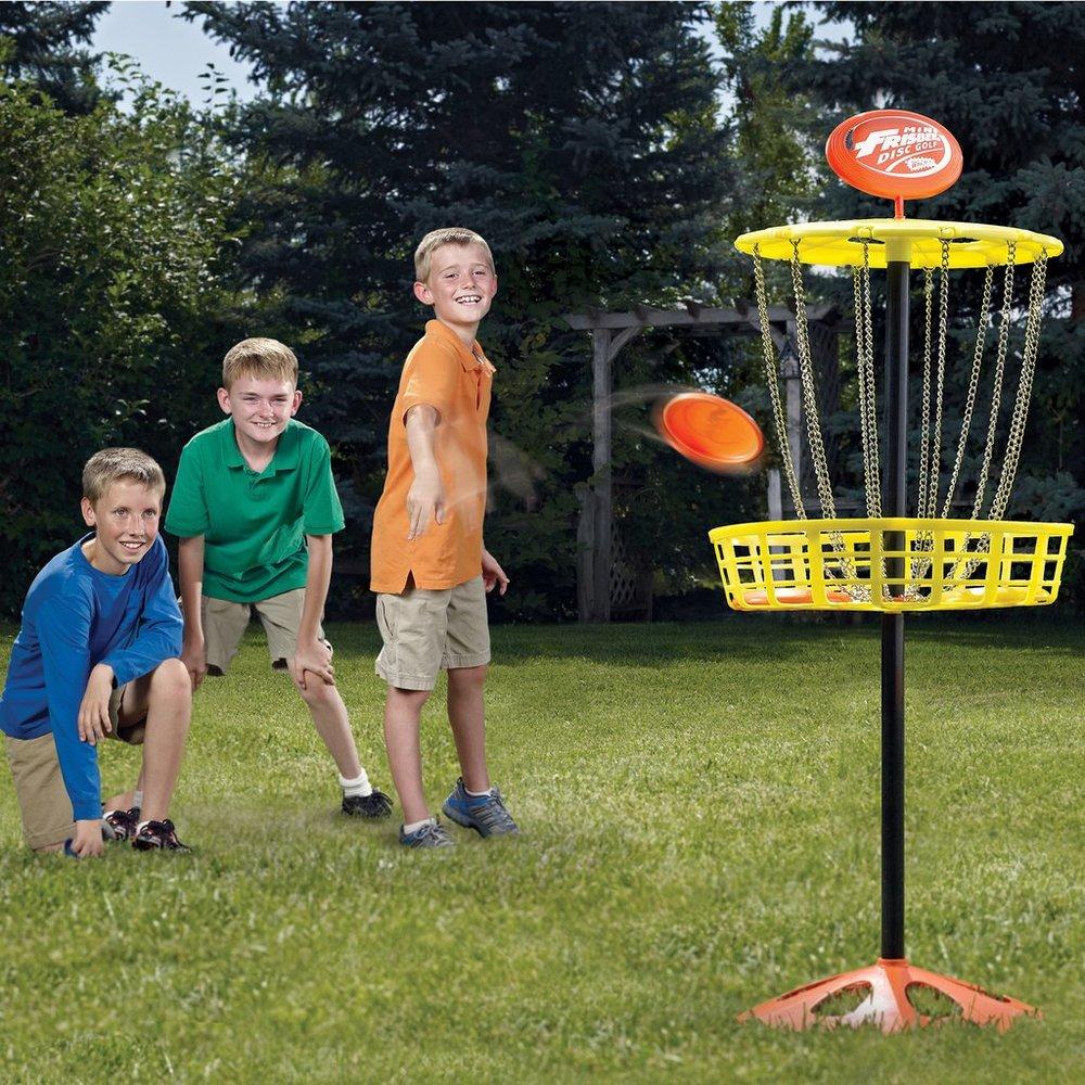 Mini Frisbee Golf