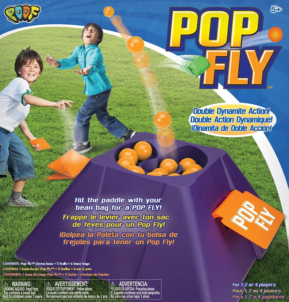 Pop Fly Catch!