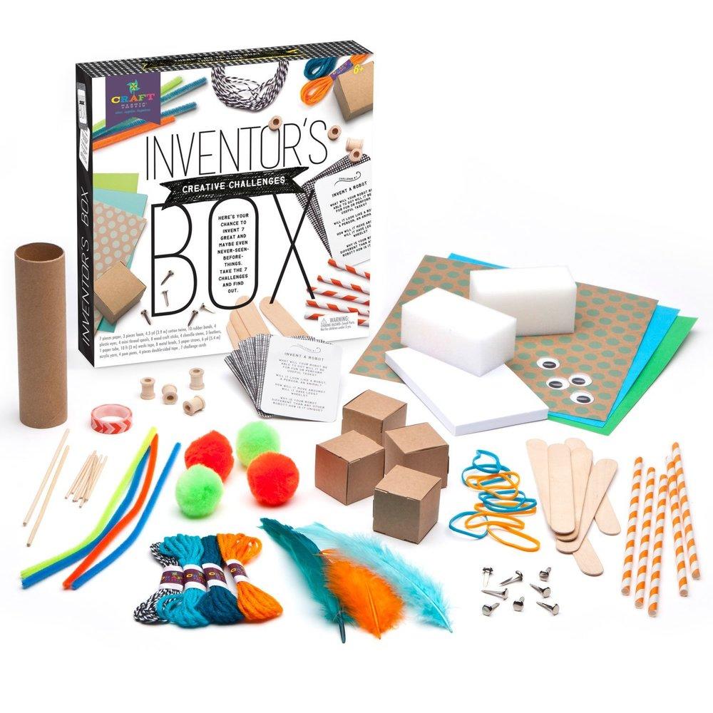 Inventor's Challenge Box