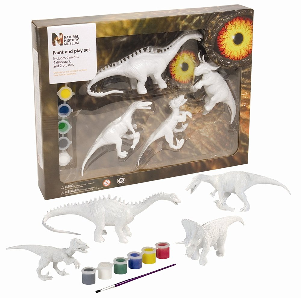 Paint & Play Set