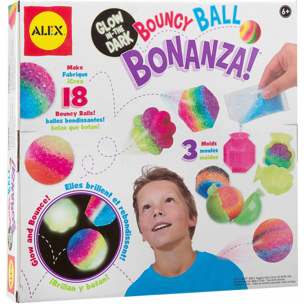 Bouncy Ball Glow in the Dark