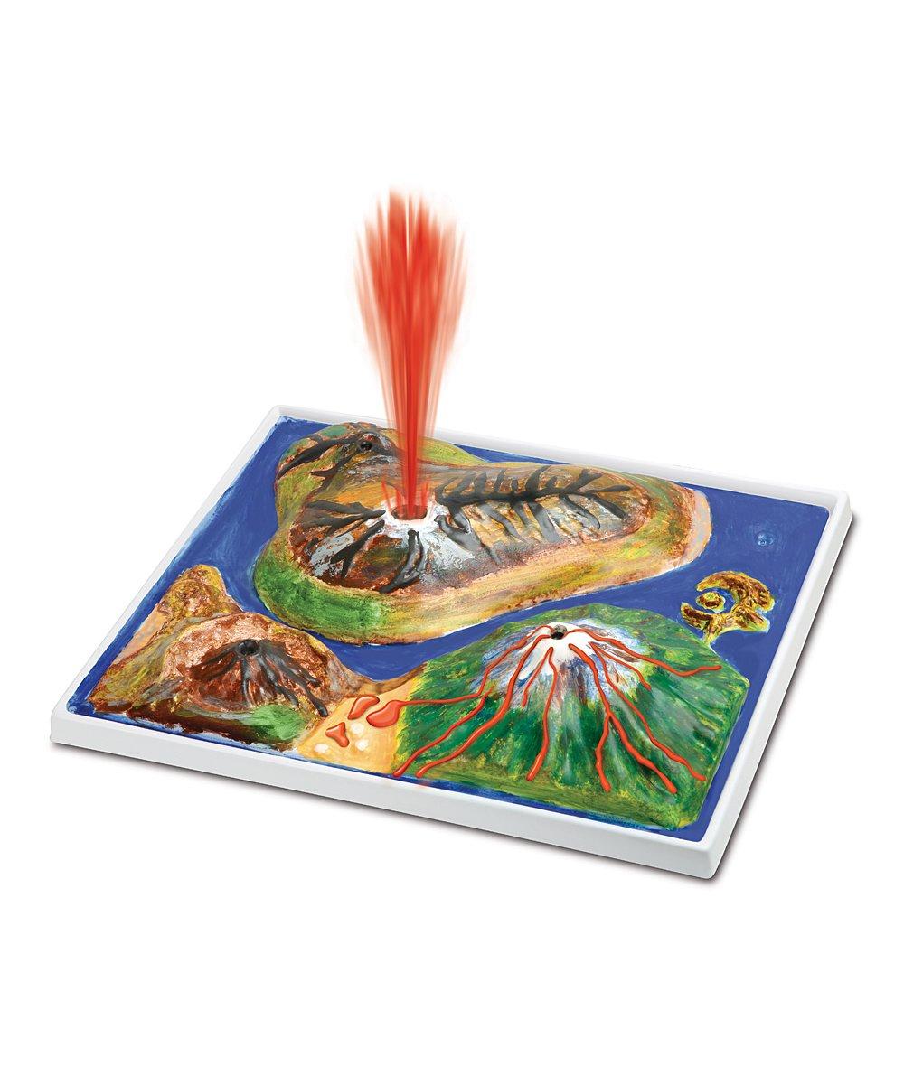 DIY Volcano Set