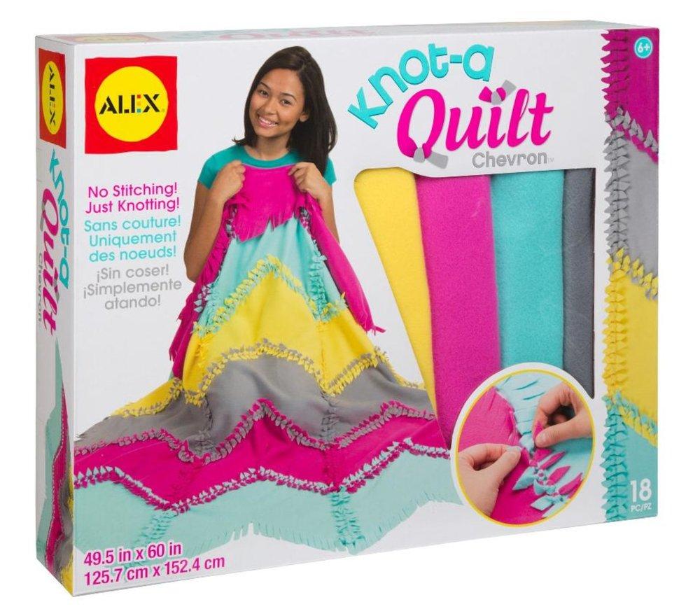 DIY Know a Quilt