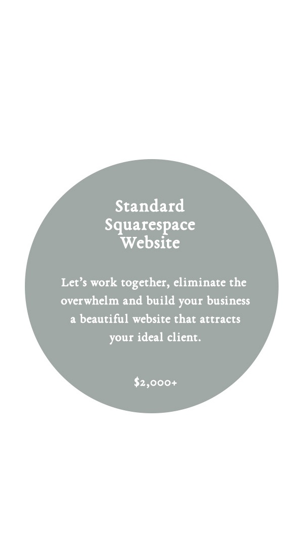 standard+Squarespace+website