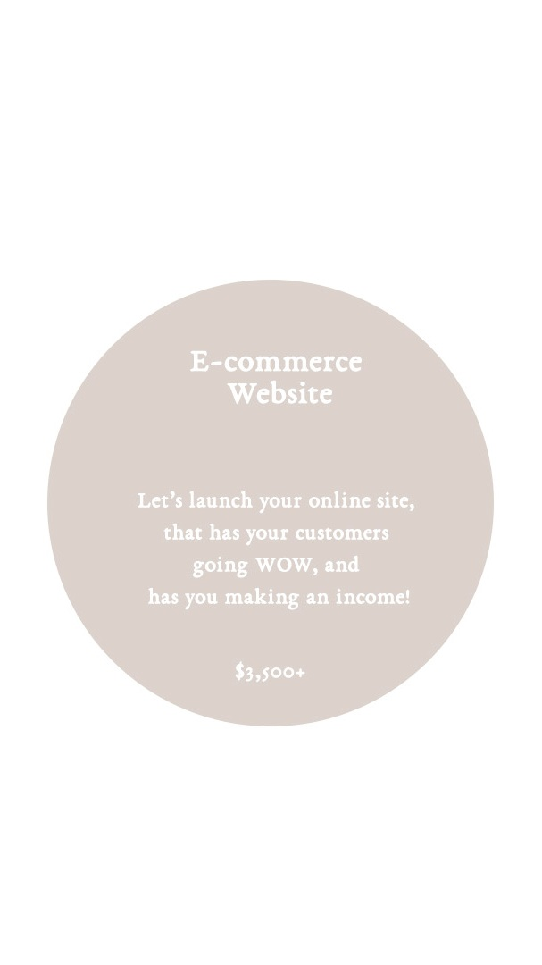 ecommerce-website-package-squarespace-shopify