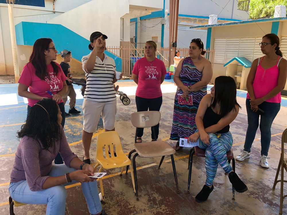 Learn more about our impact in Puerto Rico!