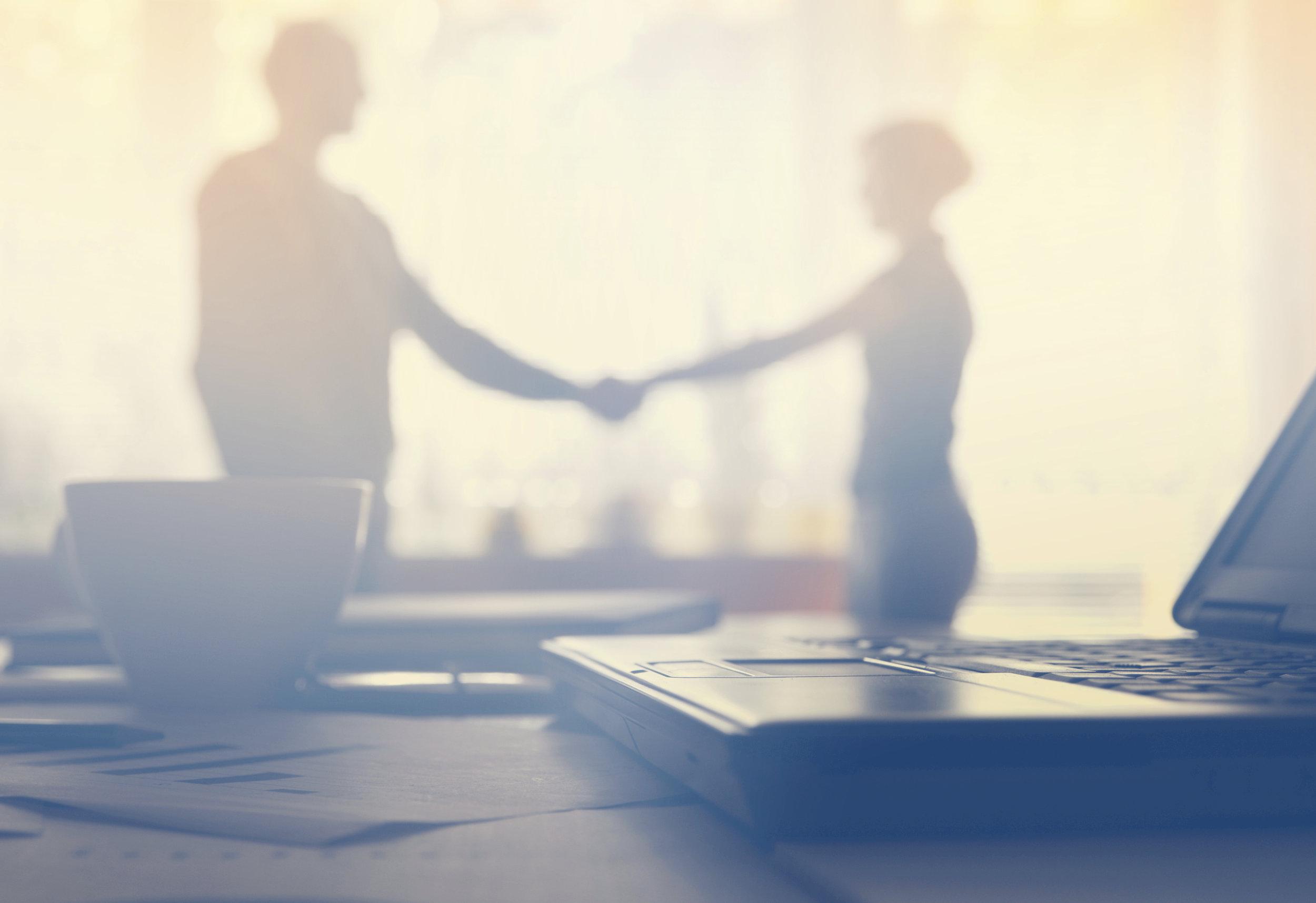 Picking a business partner