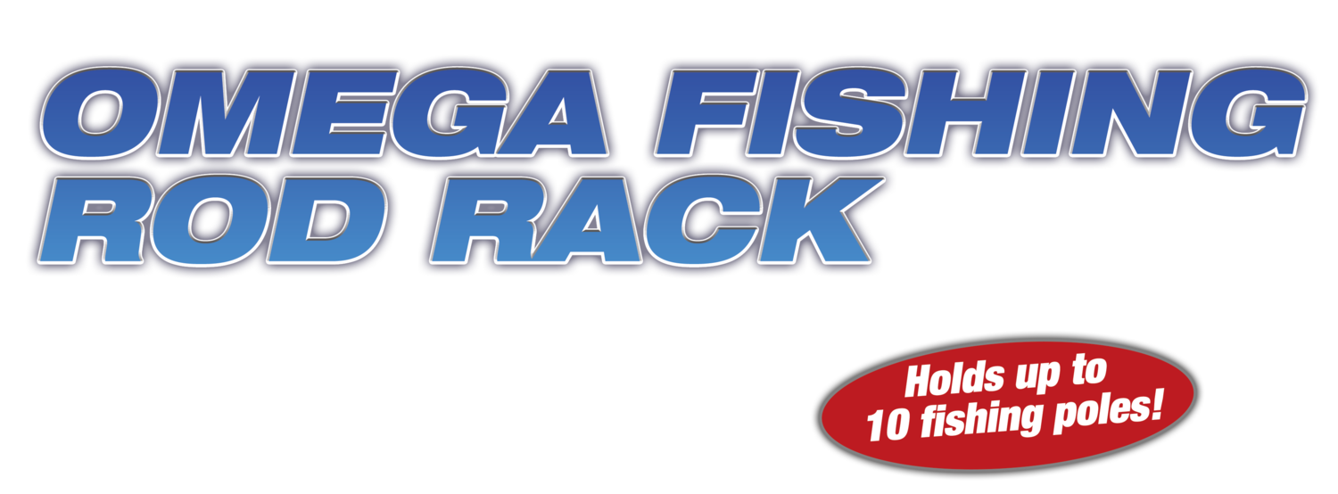 Omega Fishing Rod Rack