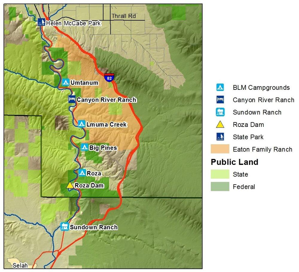 Yakima Canyon - Sense of Place