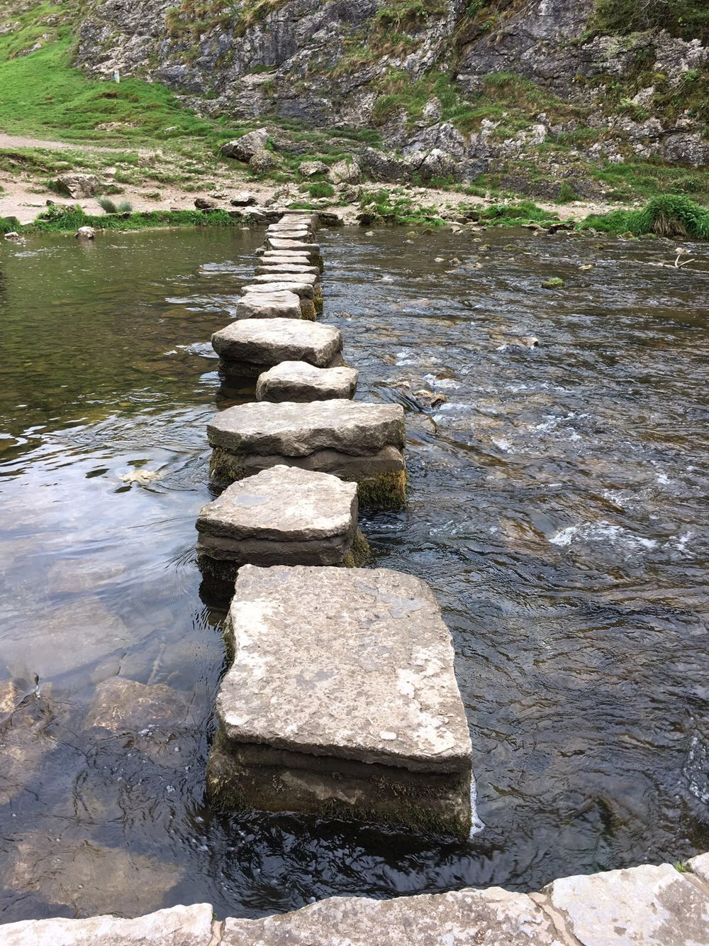 stepping stones dove valley