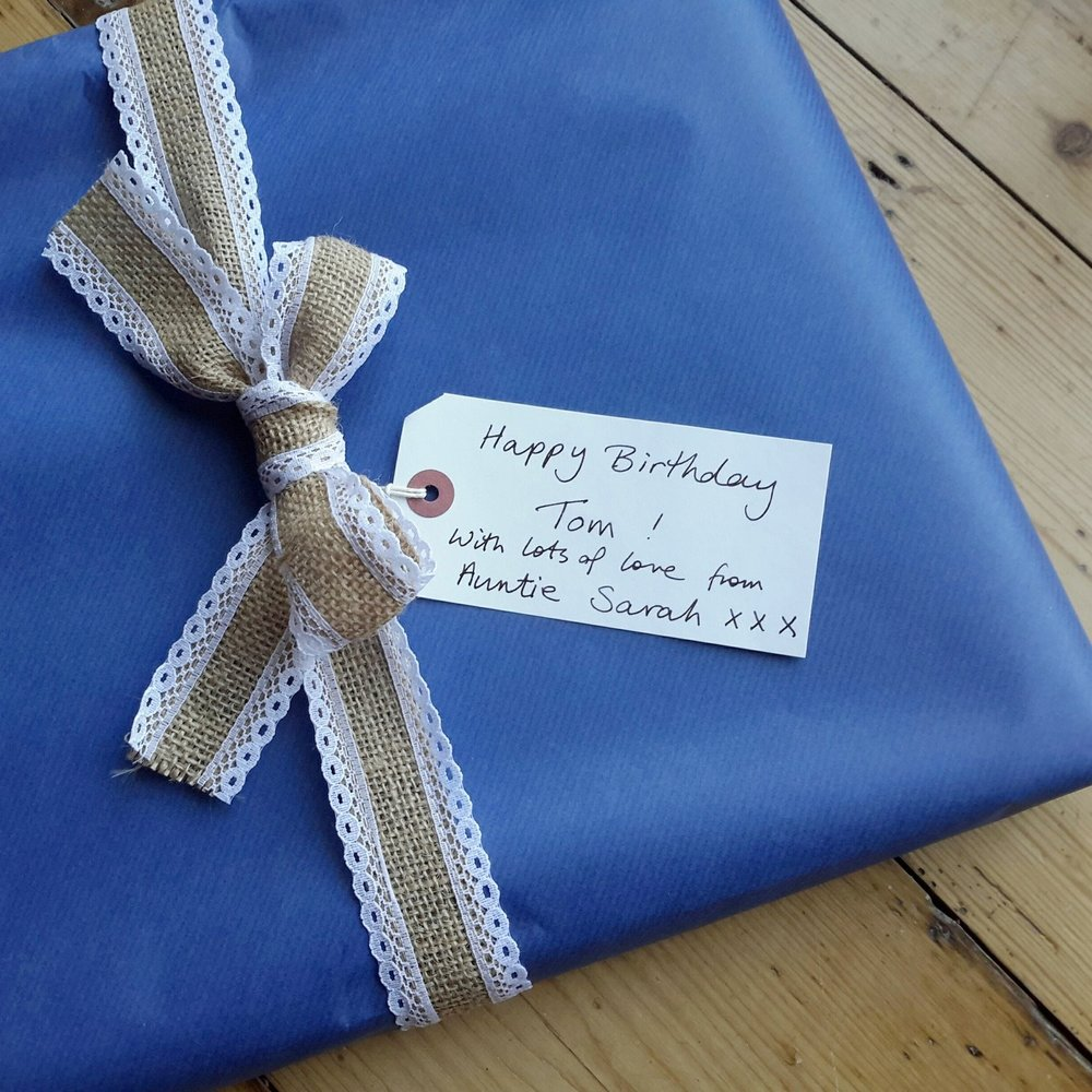 personalised gift