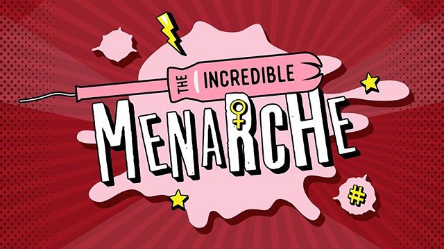 Short film title #theincrediblemenarche June 2018