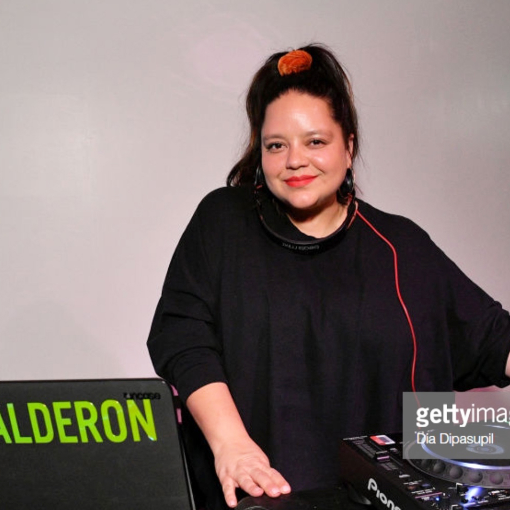 ANA CALDERON      A native of Peru, with a stop over in Kansas before moving to LA, Ana Calderon was born into a culture of music and art. She started her career in the record label industry previously overseeing LA based record label Dim Mak alongside Steve Aoki. She is now a sought-after DJ, curator, music supervisor and talent outreach. She has traveled the world with Radiohead Dj-ing pre/post shows and DJ'd with and hosted parties for the likes of Daft Punk, Paul McCartney, Arcade Fire, The Strokes, LCD Soundsystem, Zoe Kravitz, Halle Berry, Alexa Chung and clients such as Google, Apple, Amazon, Spotify, Burberry, MOCA, Galore, VICE, Dazed & Confused and Beats By Dre. As a talent connector, Ana has exclusive access to important influencers and tastemakers from film, TV, fashion, art and music. You can find her DJing & Hosting exclusive parties at Coachella, SXSW Sundance and Art Basel. In LA, Ana hosts two notorious events; the weekly Tuesday's at Tenants and the monthly traveling world-music dance party, Nomerica. Ana also recently completed her training under Al Gore to be part of the international Climate Reality Leadership Corps and continues to work in fighting for sustainability and environmental justice.   INSTAGRAM.COM/ANA_SAYS