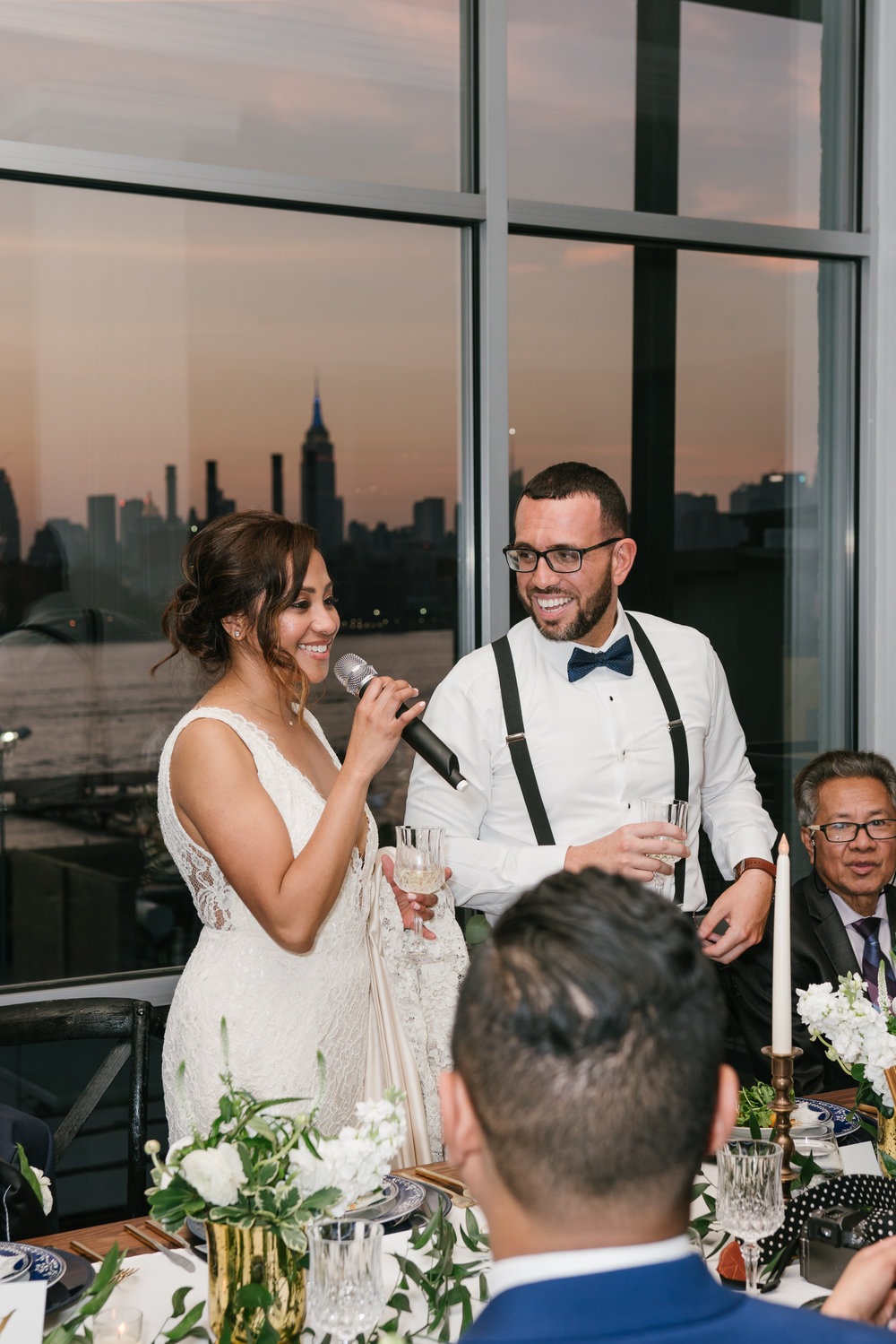 best NYC wedding views