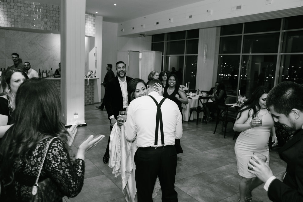 The W loft wedding
