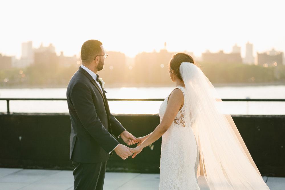 wedding at the w loft