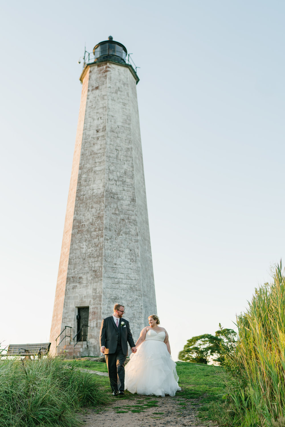 Connecticut beach wedding