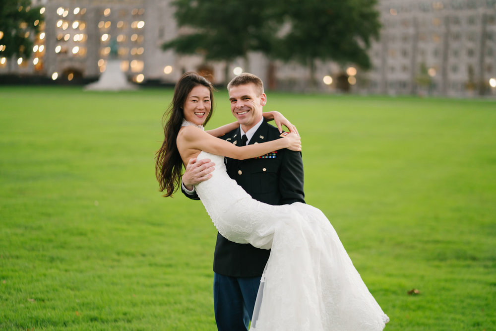 bear mountain wedding at west point