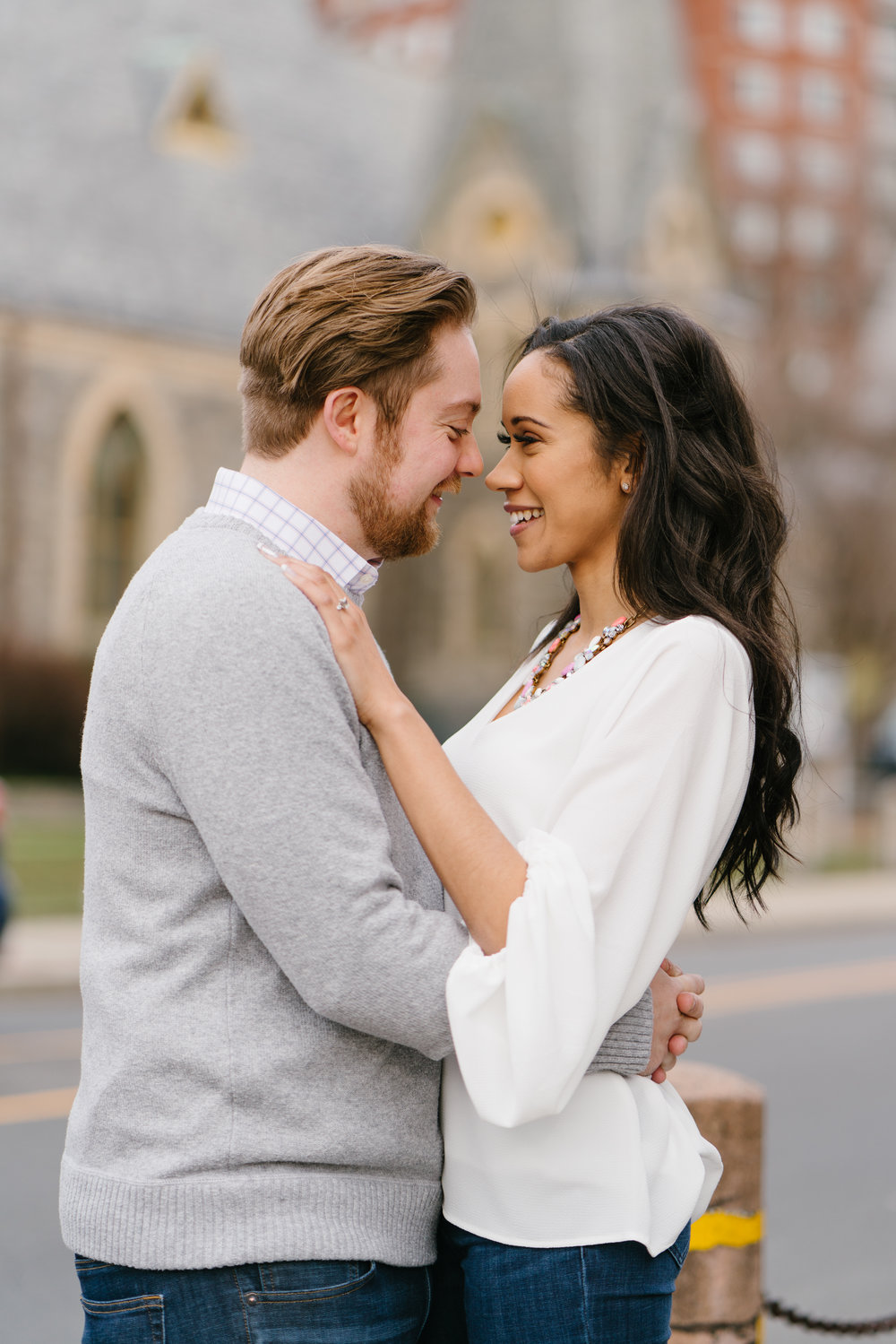 stamford, ct engagement session | Connecticut engagement session