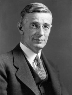 Portrait of Vannevar Bush