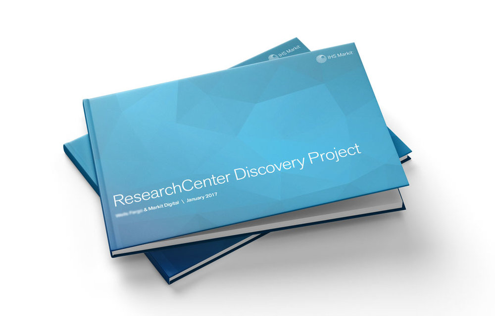 Discovery Document presented to the stakeholders on-site after phase 1 for approval