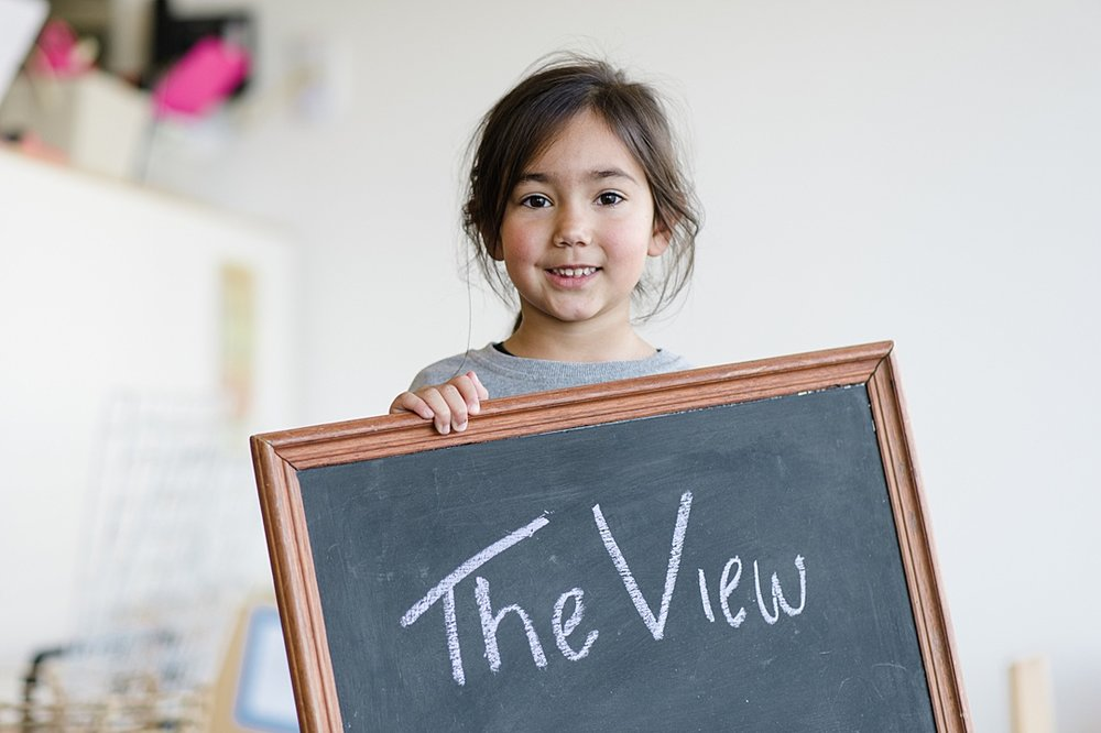 Sentia Early Learning Child Care Centre Melbourne what kids say  view of Melbourne city