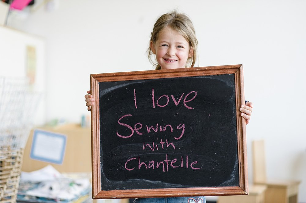 Sentia Early Learning Child Care Centre Melbourne what kids say sewing