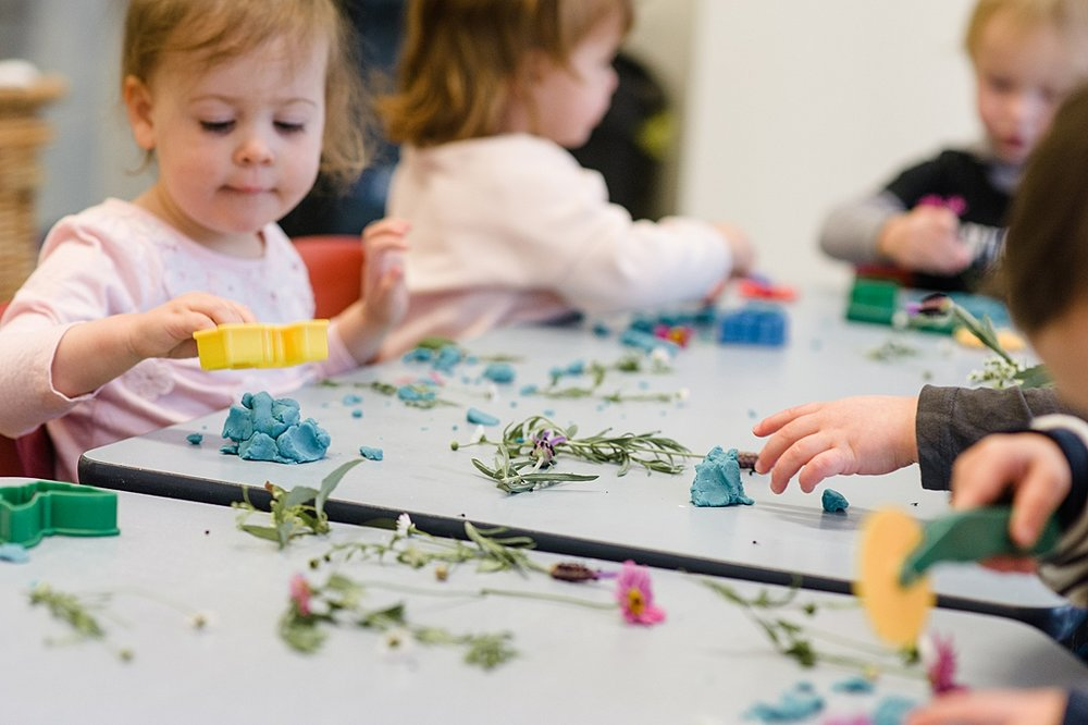 Sentia Early Learning child care day care learning play
