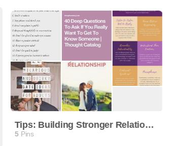 Tips for Building Stronger Relationships