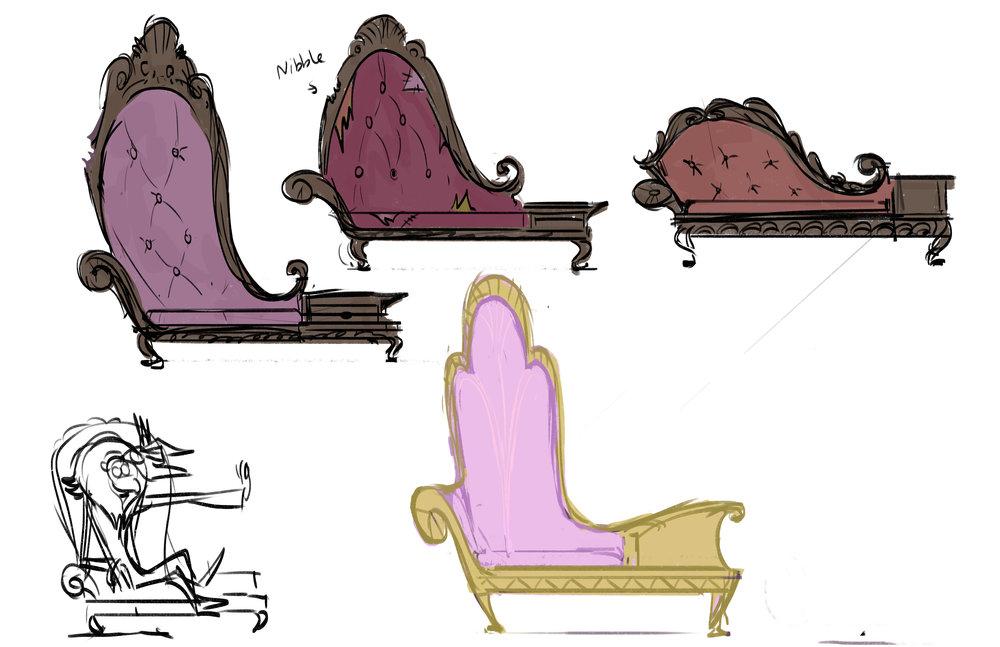 Throne designs