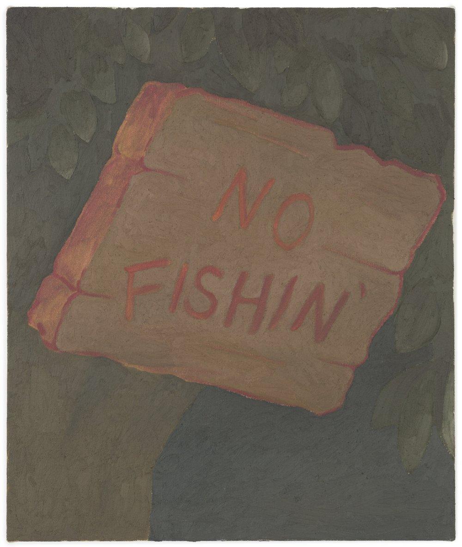 No Fishin'
