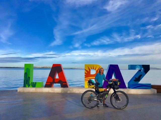 Finally reached La Paz