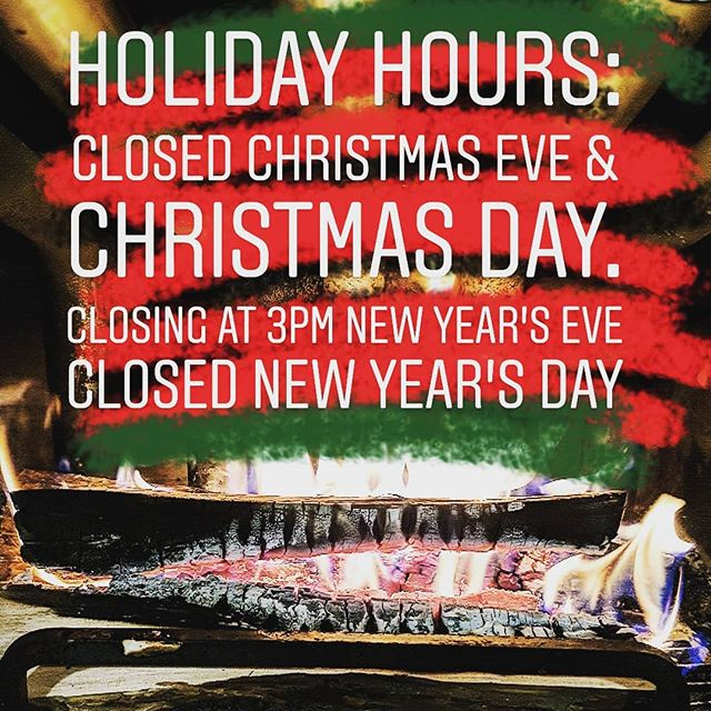 Merry Christmas! We will be closed Christmas Eve and Christmas day. We will also close at 3PM New Year's Eve and will be closed New Year's Day. #tmocafe #eatlocal #coffeeshop #sandwichshop #dearborn #michigan
