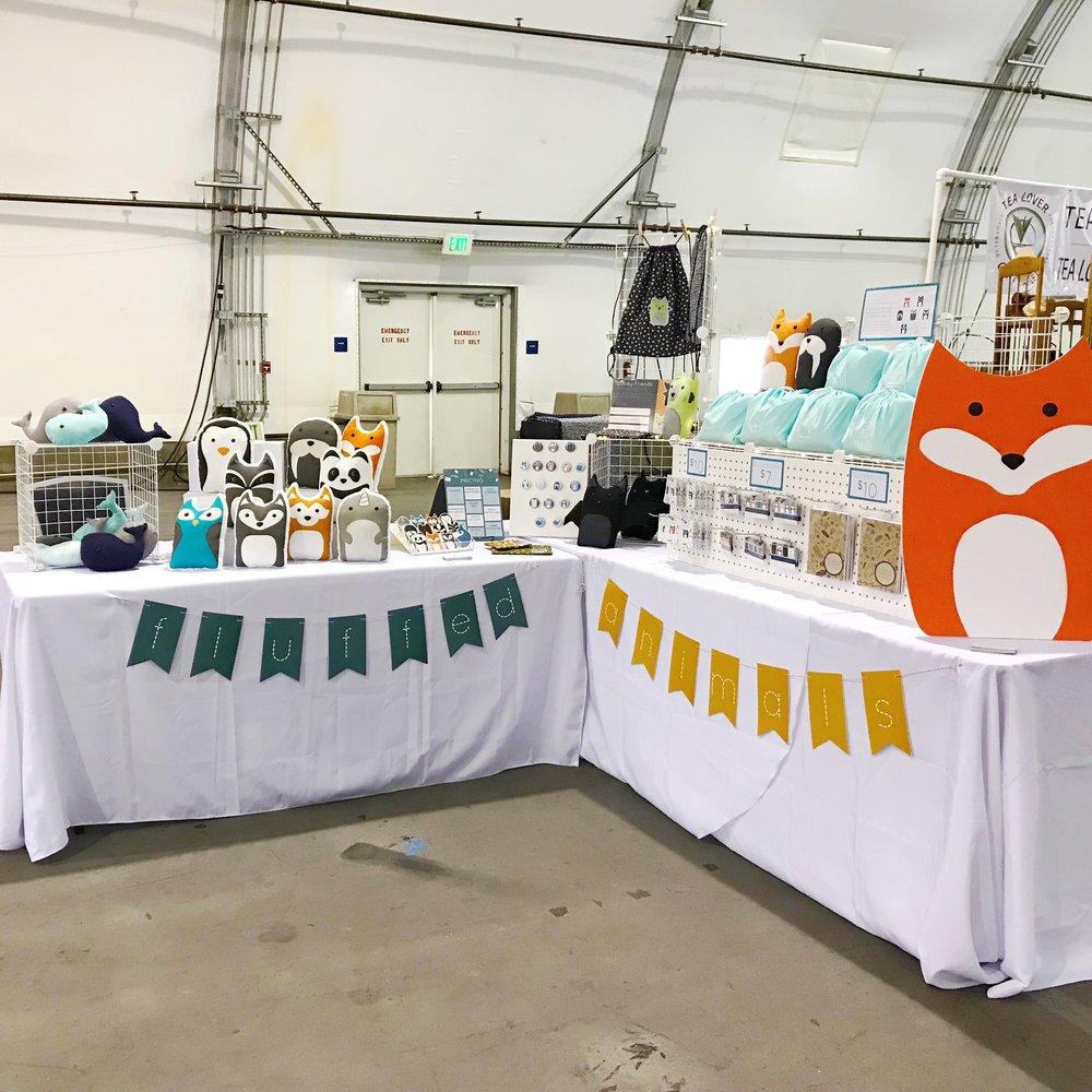 Kindred Craft Fair 2018