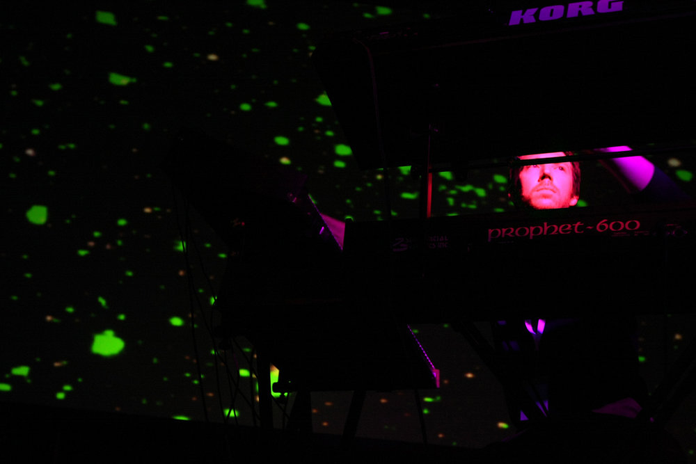 VIA festival, Pittsburgh  Visuals by Alison Childs  2 October 2010  Photo by James R Southard