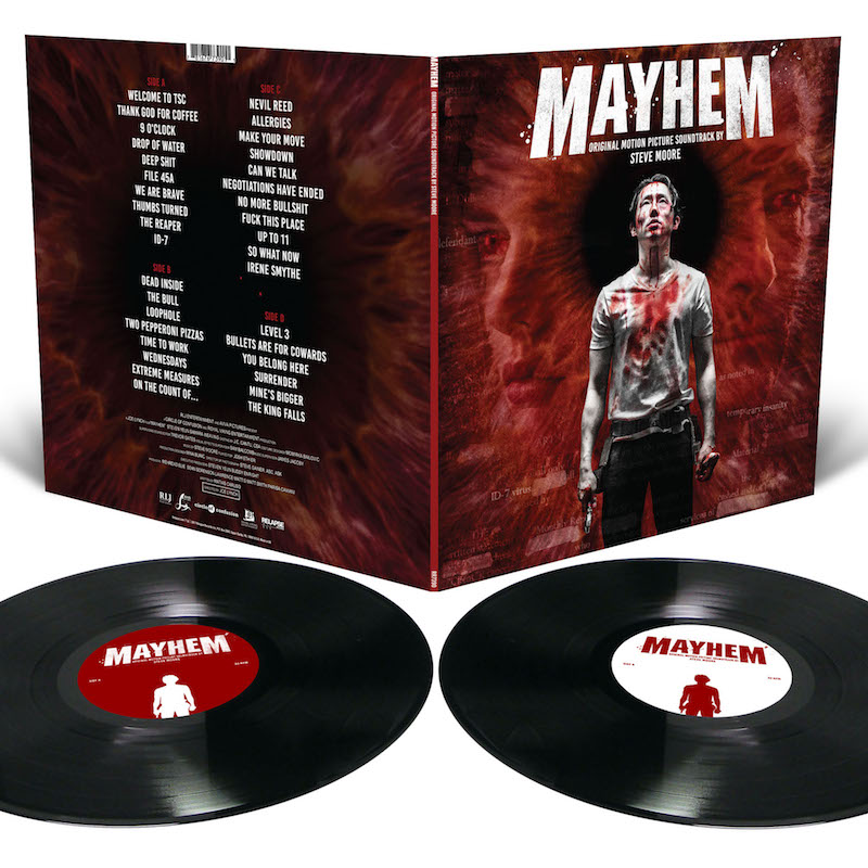 Black vinyl edition
