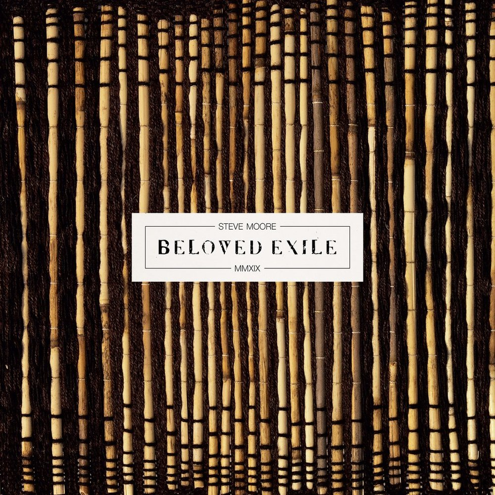 Beloved Exile album cover art by Vega Määttä Siltberg