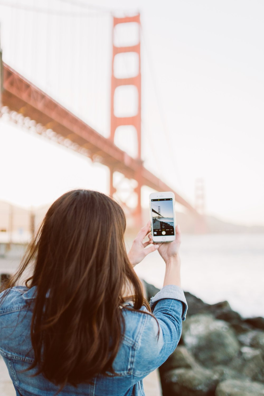 Golden Gate Bridge Instagram