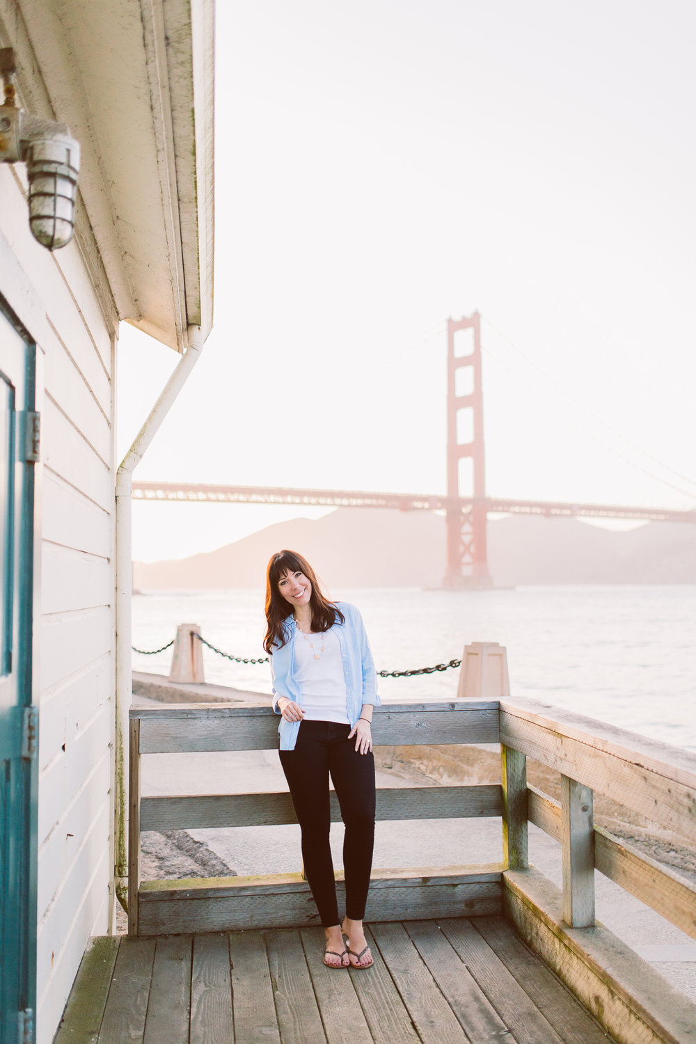 San Francisco Warming Hut Instagram spot