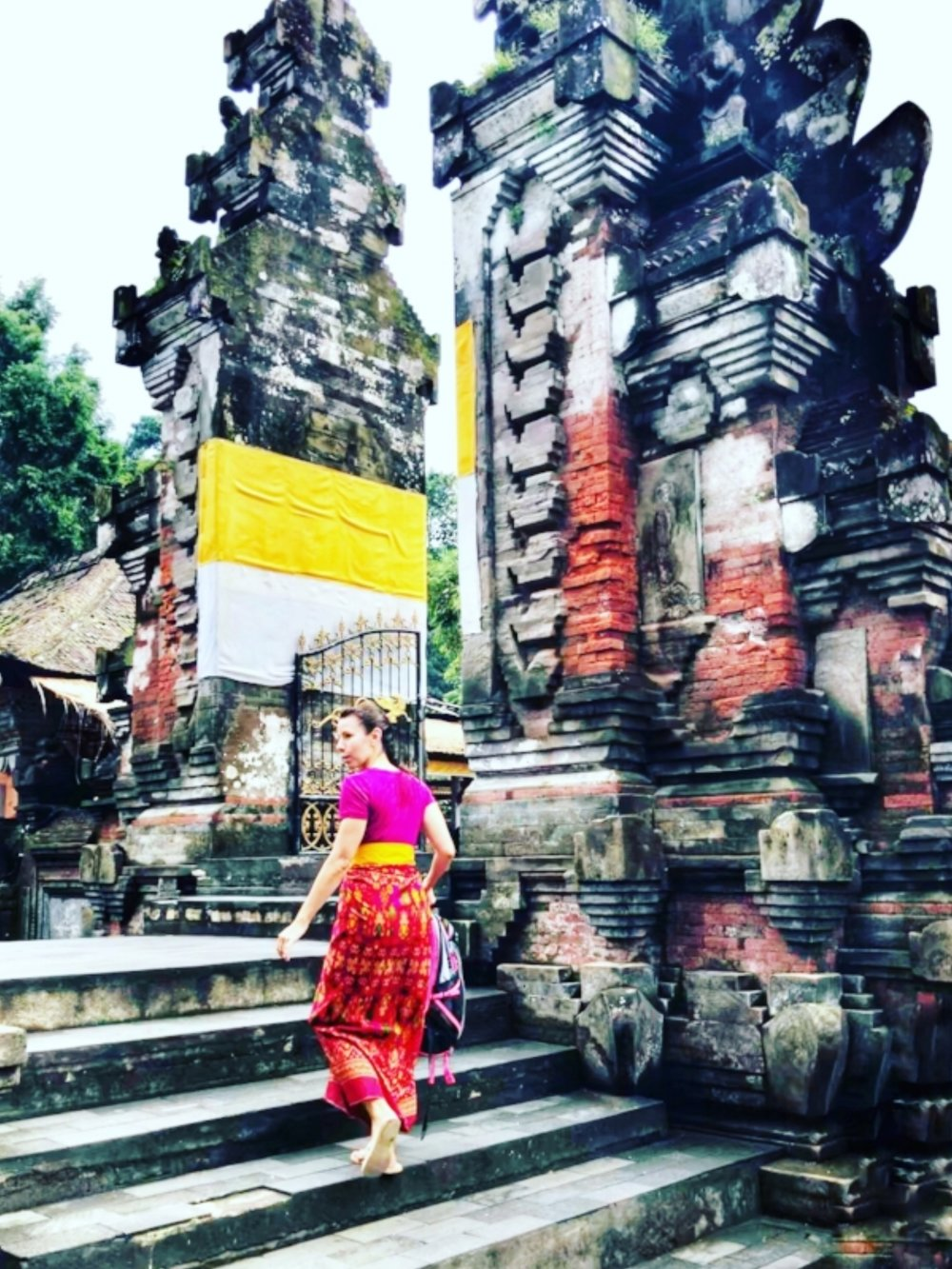 Absolutely loved all the temples in Ubud
