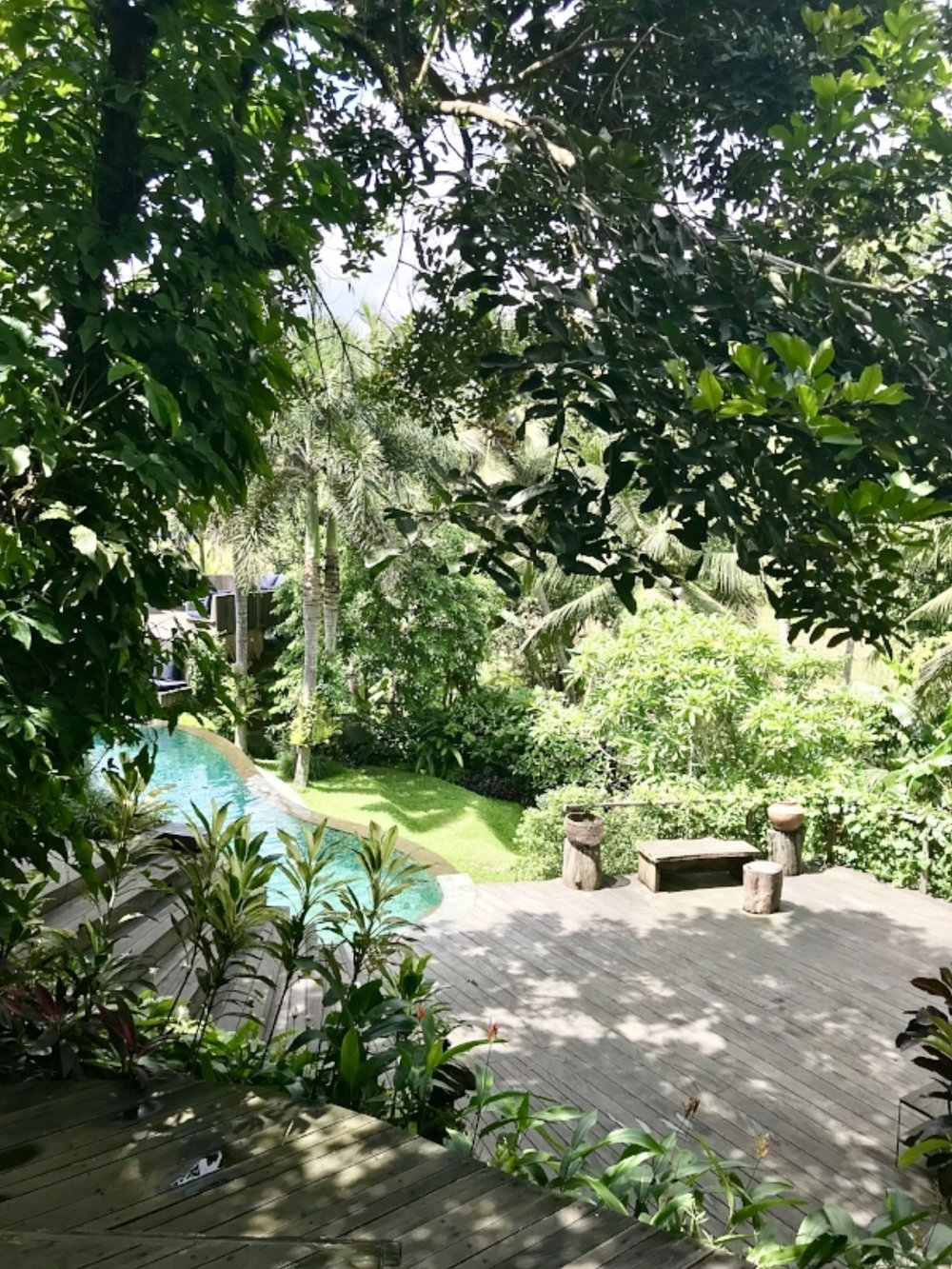 Soulshine is an absolute sanctuary in Ubud