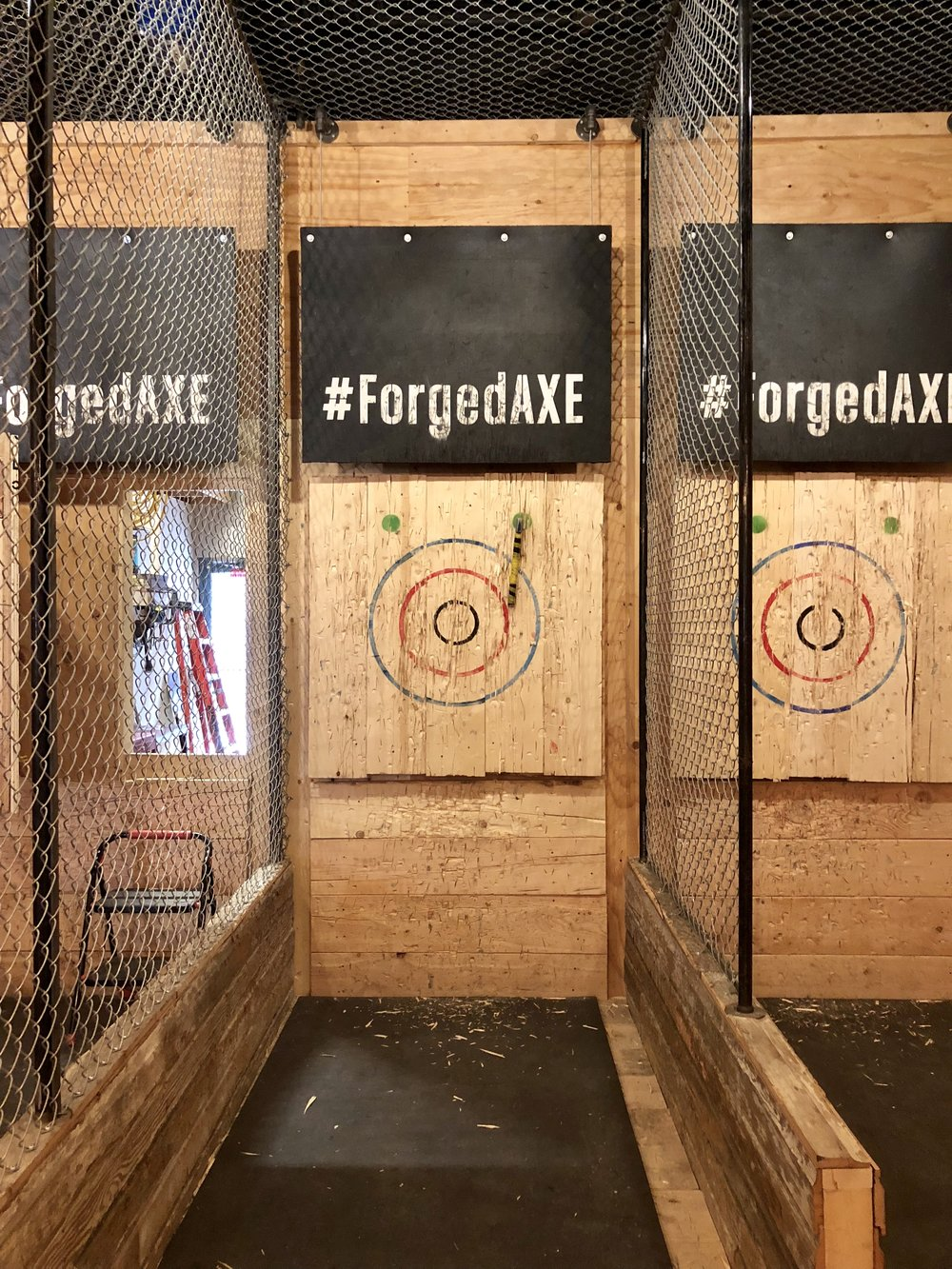 Whistler Axe Throwing