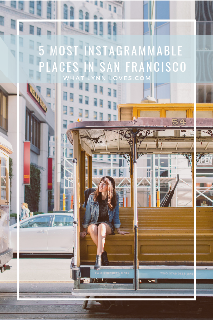 5 Best Places for Photos in San Francisco California