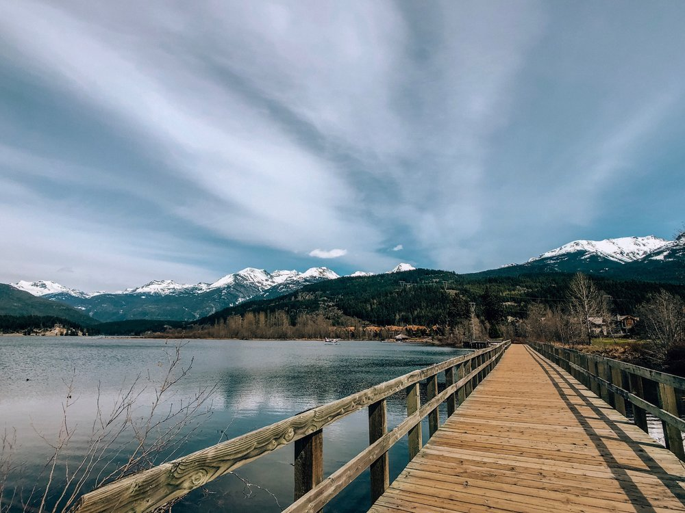 Travel Guide to the Best Lakes in Whistler Canada