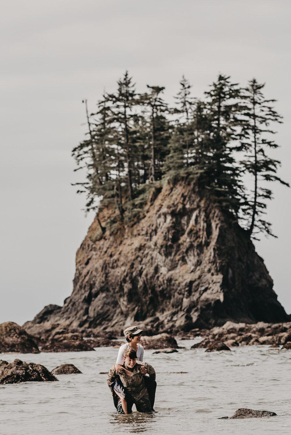 Adventure Weddings and Elopements Seattke Washington