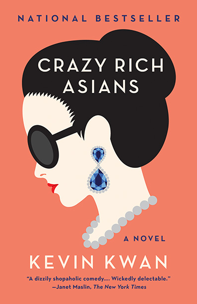 An outrageously funny debut novel about three super-rich, pedigreed Chinese families and the gossip, backbiting, and scheming that occurs when the heir to one of the most massive fortunes in Asia brings home his girlfriend to the wedding of the season.