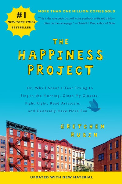 In this lively and compelling account, Rubin chronicles her adventures during the twelve months she spent test-driving the wisdom of the ages, current scientific research, and lessons from popular culture about how to be happier.