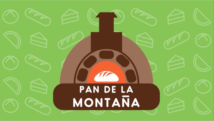 Logo Designed for Pan de la Montaña. for a group of women entrepreneurs in Heredia, Costa Rica.
