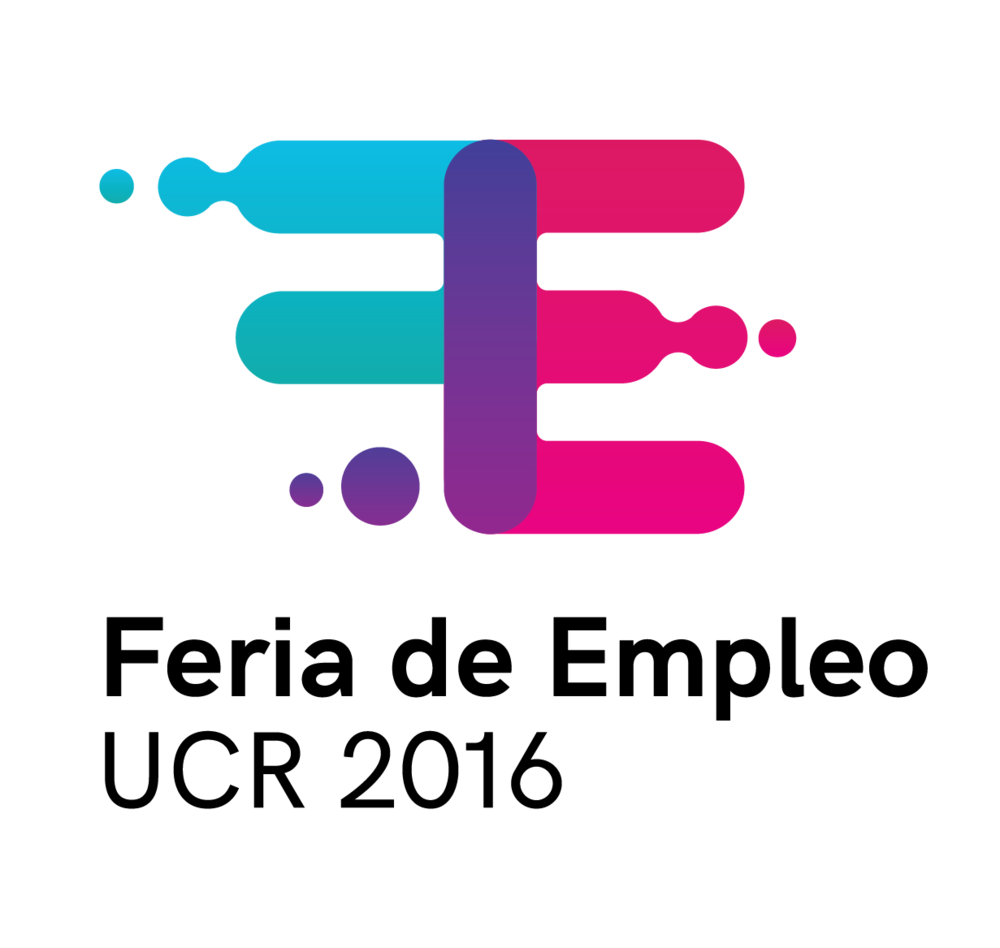 Logo created and currently in use for University Of Costa Rica´s yearly job fair hosted by the Orientation Department.